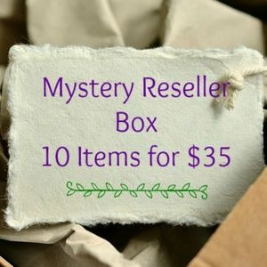 Mystery Reseller Box 10 Items for $35